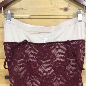 Express Tops - Lot 3 lace Express best loved bra top camis LARGE